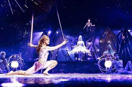 Cirque du Soleil Gets Stalking Horse