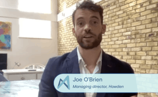 Video: Howden's O'Brien on the latest M&A insurance developments