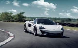 McLaren confirms GBP 550m fundraising led by Saudi Arabia, Ares